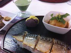 Saba-sushi Fresh Rolls, Sushi, Asian, Cooking, Ethnic Recipes, Food, Meal, Kochen, Essen