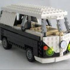 Vw Lego black