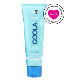 Best Sunscreen for Your Face No. 2: Coola Face SPF 30, $32