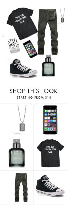 """*BEEP*🖕"" by cluelessaliyah ❤ liked on Polyvore featuring John Hardy, Off-White, Calvin Klein, Converse, men's fashion and menswear"