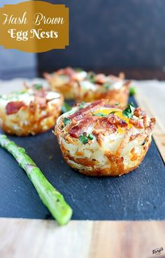 Hash Brown Egg Nests - Karyl's Kulinary Krusade