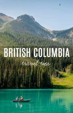 When you travel to British Columbia, you'd have to rely on superlative words to… Travel Tips, Travel Destinations, Travel Ideas, Travel Inspiration, Travel Around The World, Around The Worlds, Canada National Parks, My Road Trip, Explore Travel