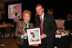 Phyllis Schlafly and Congressman Paul Gosar, 9-11-15