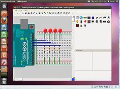 Virtualbreadboard express, an Arduino simulator