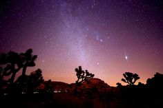 Is there a meteor shower tonight? Meteor Showers Calendar 2016 with dates and viewing tips from The Old Farmer's Almanac.