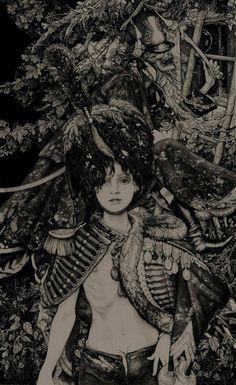 OcéanoMar - Art Site — Vania Zouravliov Drawings by Russian born Vania...