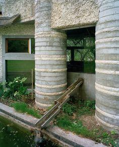 Carlo Scarpa (1906-1978)   Villa Ottolenghi – l'ultima opera di Scarpa   Terre delle Ottolenghi, Bardolino, Verona   1974-1978  