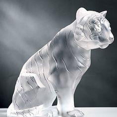 Lalique Tiger.