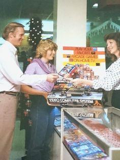 Publicidad Atari 2600, de finales de los 70