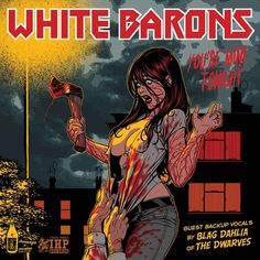 Images for White Barons* / Hookers* - You're Mine Tonight / Out Of My Head