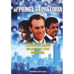 Die Prince Van Pretoria - Sandra Prinsloo - South African Afrikaans DVD *New* - South African Memorabilia Store
