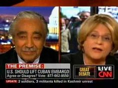 CNN Ileana on Cuba Policy: the great debate 1 of 2
