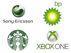 Sociétés utilisant le Vert dans leurs Logos. http://designer-blog.studiokarma.fr/quelles-couleurs-choisir-pour-votre-logo/