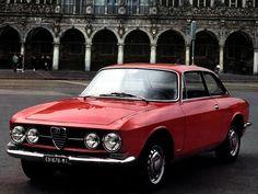 Alfa Romeo Giulia GT, foto