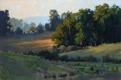 Fading Light by Kim Lordier Pastel ~ 24 x 36