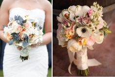 25 Stunning Wedding Bouquets - Part 2 - Belle the Magazine . The Wedding Blog For The Sophisticated Bride