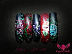 one move #nail design