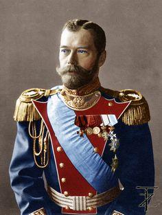 Emperor Nicholas II by tashusik on DeviantArt
