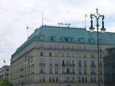 Convensis Fashion Suite in Hotel Adlon @ Mercedes Benz Fashion Week Berlin 2013/07