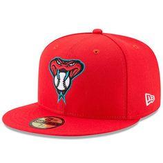 750f7c81f Arizona Diamondbacks New Era 2017 Players Weekend 59FIFTY Fitted Hat - Red