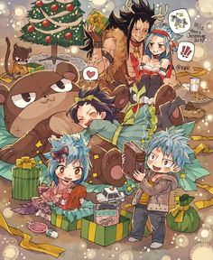 Gajeel y Levy Gale Fairy Tail, Fairy Tail Nalu, Fairy Tail Amour, Fairy Tale Anime, Fairy Tail Guild, Fairy Tales, Couples Fairy Tail, Fairy Tail Kids, Fairy Tail Family