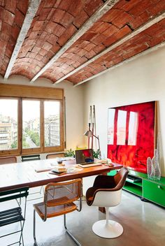 1930s Barcelona Apartment Refurbishment by Cirera + Espinet.