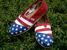 American Born I supply the Tom by ShoeTrip on Etsy