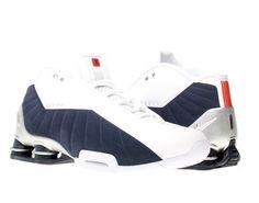 64fea5cc1831 Nike Shox BB4 Mens Basketball Shoes 376918-100 Nike.  118.40