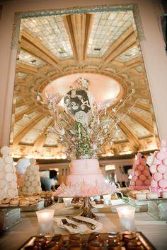 Marie Antoinette themed wedding:)