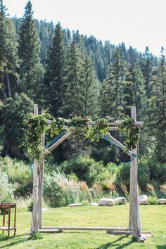 Rustic mountain wedding: http://www.stylemepretty.com/idaho-weddings/2015/03/03/rustic-chic-ranch-wedding-in-jackson-hole/ | Photography: Hello Love - http://hellolovephoto.com/