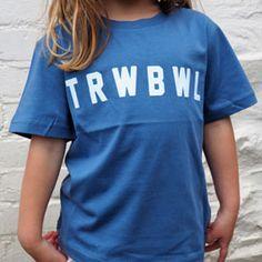 Crys T Trwbwl (Trouble) t-shirt #adra #adrahome #welsh #tshirt #kids #children #trouble #trwbwl
