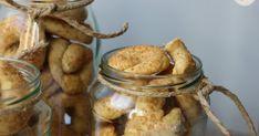 """Si vous aimez les """"taralli pugliesi"""", goûtez la version sucrée, ces petits biscuits sucrés sans oeuf vous raviront!"""