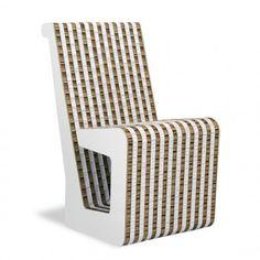 Poltrone e Sedie Di Design in Cartone Ecologico