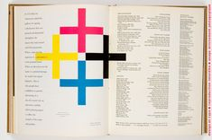 Bradbury Thompson, Spread from Westvaco II: Inspiration for Printers 1953-55