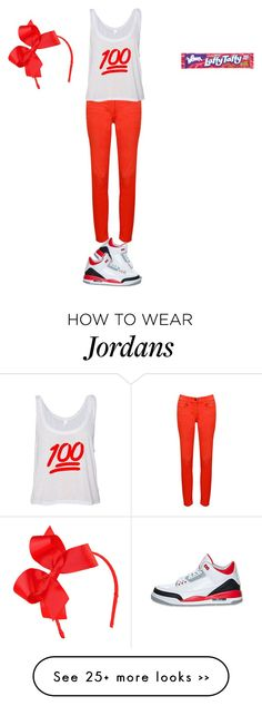 """""""Red"""" by jazz-8 on Polyvore"""