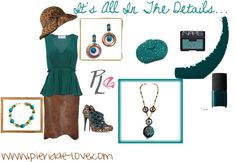 """All in the details"" by pieridae-love on Polyvore"