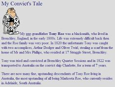 First Fleet resources (including a site where you can make a fictional convict story like this one) (In the classroom: Fleeting (or Floating? Mystery Of History, Us History, Family History, History Mysteries, First Fleet, Teaching Activities, Teaching Ideas, Australian Curriculum, Teaching History