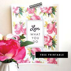 Ashley Ella Design Super Pretty Printables