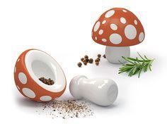 Mushroom / Mortar and pestle on Behance