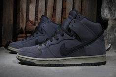 "Nike SB Dunk High ""Anthracite"""