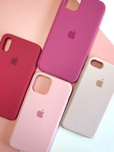 Funda silicona Silicone Case con logo de Apple - fundasyaccesorios.es