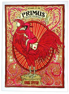 Primus, Denver 10/18