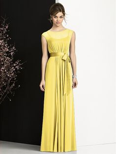 After Six Bridesmaids Style 6676 http://www.dessy.com/dresses/bridesmaid/6676/?color=buttercup&colorid=9#.UumBrP3WRuY