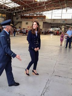 Royal Tour: Day 5-Auckland