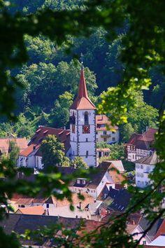 Sulz am Neckar (Rottweil) BW DE
