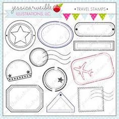 Passport To Reading Template  Bing Images  Teacher Stuff
