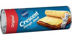 Best Crescent Roll Recipes - Pillsbury.com Cresent Roll Dough Recipe, Recipe Using Pillsbury Crescent Rolls, Crescent Dough Sheet Recipes, Pillsbury Dough, Pillsbury Recipes, Crescent Roll Dough, Crescent Bread, Pillsbury Rolls, Pastry Recipes
