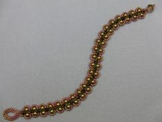 Free DIY tut - Bead It! Concord, NH: Swarovski Crystal and Pearl Bracelet by addie