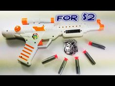 Toy Gun - Realistic Shooting AirGun - God of War Fake Nerf Gun - Toy Gun