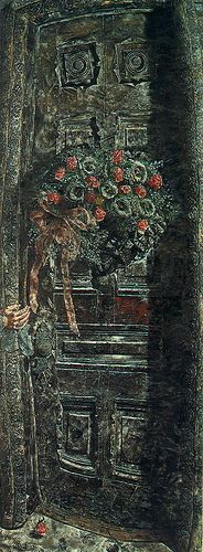 an analysis of the painting into the world there came a soul called ida by ivan albright Start studying humanities note card studied classical art but transitioned into impressionism into the world there came a soul called ida ivan albright.